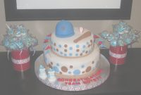 Modular Baseball Baby Shower Pinterest Babies Babyshower Vintage Ideas pertaining to Baseball Baby Shower Cakes