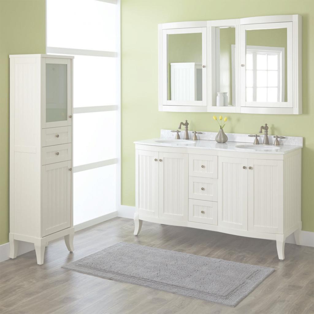 Modular Bath: 60 Inch Bathroom Vanity Single Sink Bathroom Vanities With intended for Bathroom Vanities With Tops Clearance