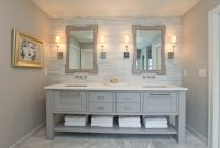 Modular Bathroom : Bathroom Vanity Decorating Ideas White Unique Small Round throughout Master Bathroom Vanity
