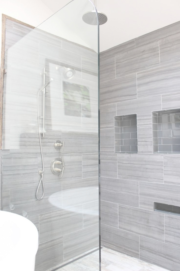 Modular Bathroom: Best 25 Large Tile Shower Ideas On Pinterest | Master Bathroom in Review Master Bathroom Tile Ideas