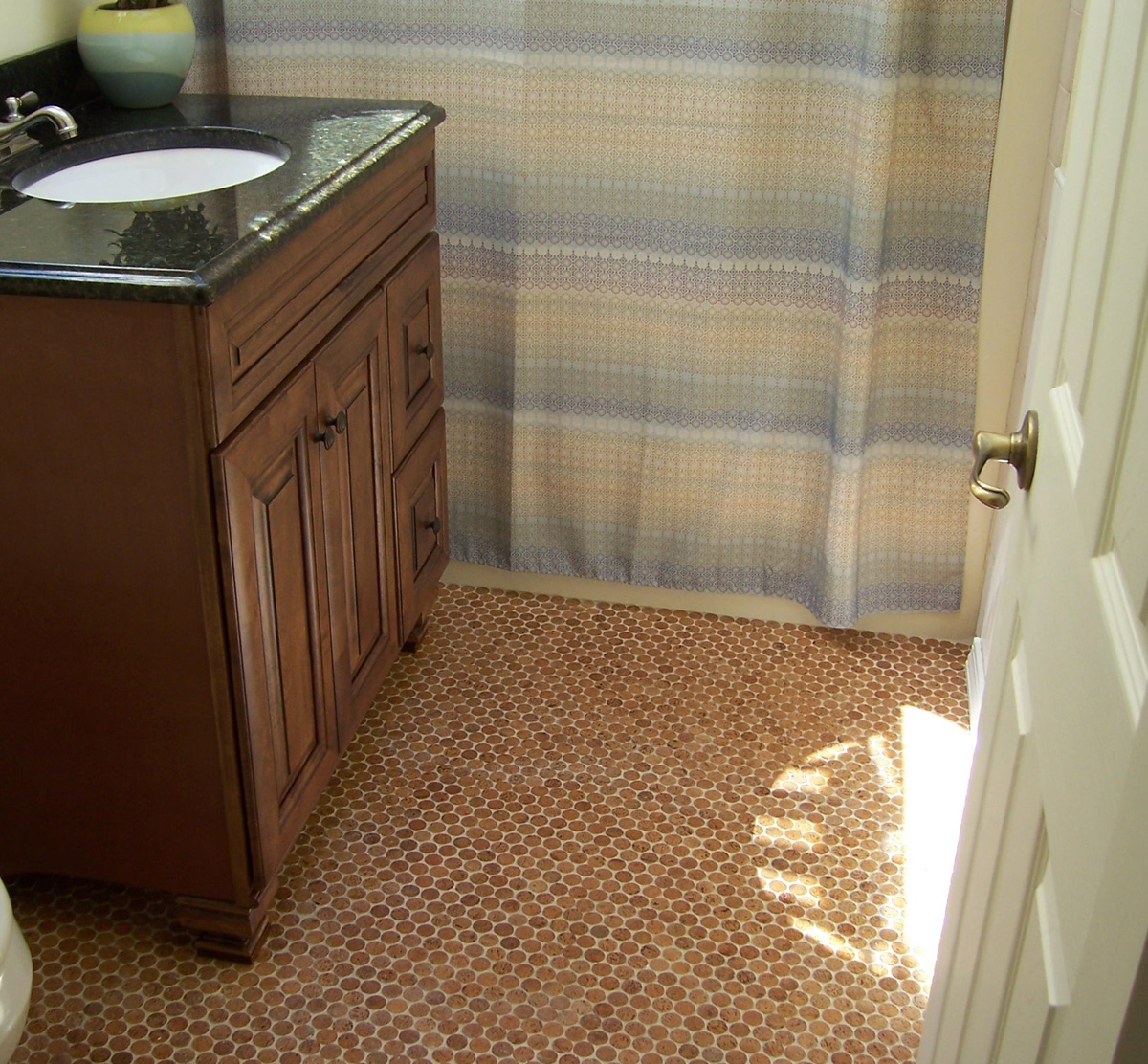 Modular Bathroom : Cork Flooring Bathroom Hottest Photos On Available Ideas for Fresh Cork Flooring Bathroom