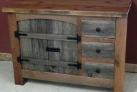 Modular Bathroom : Enchanting Barnwood Bathroom Vanity Furniture Etc Rustic throughout Barnwood Bathroom Vanity