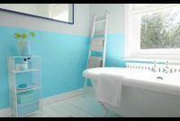 Modular Bathroom Ideas: Using Aquamarine Blue – Dulux – Youtube within Blue Bathroom Ideas Uk
