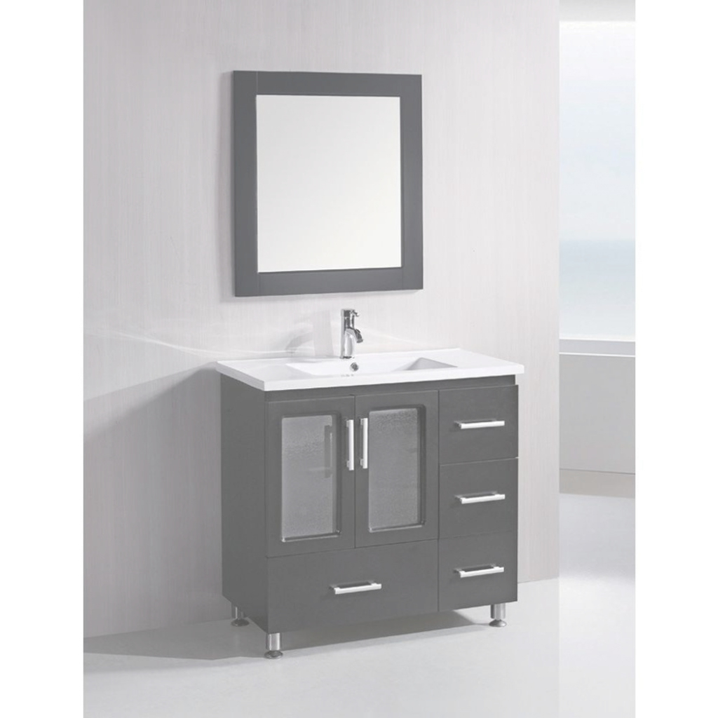 Modular Bathroom Vanity 18 Depth intended for Set Bathroom Vanity 18 Depth