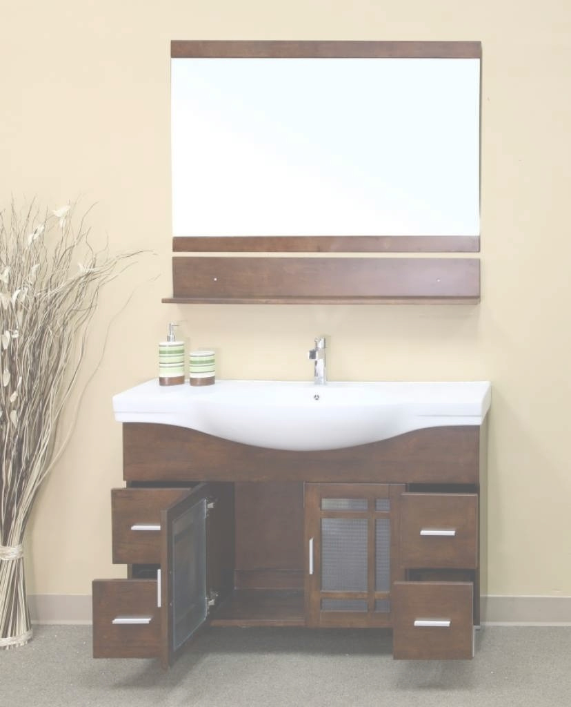 Modular Bathroom Vanity : 18 Vanity 18 Inch Vanity With Sink 16 Inch Deep with Inspirational Narrow Depth Bathroom Vanities