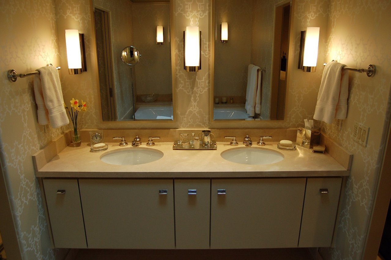 Modular Bathroom Vanity Mirrors For Double Sink • Bathroom Mirrors Regarding with regard to Beautiful Bathroom Vanity Mirrors