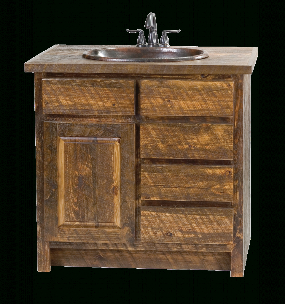 Modular Bathroom Vanity : Rustic Bathroom Vanity Ideas Rustic Bathroom in Bathroom Vanity Rustic