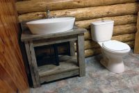 Modular Bathroom Vanity : Weathered Wood Bathroom Vanity Ideas Granite in Inspirational Weathered Wood Bathroom Vanity