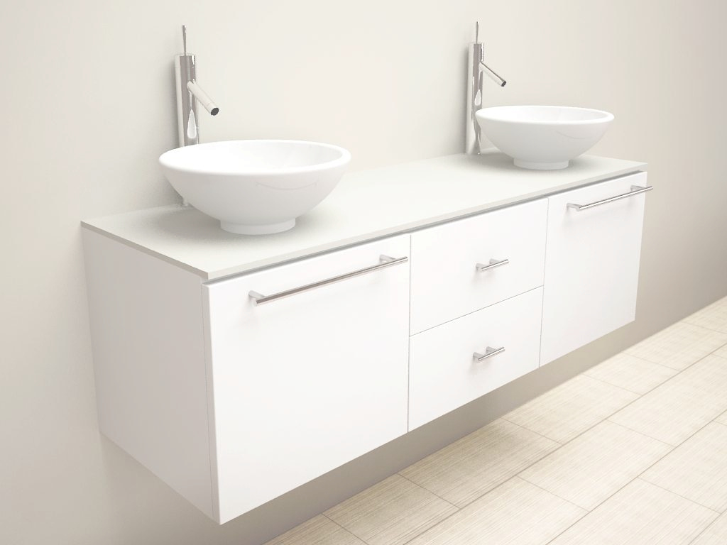 Modular Bathroom Vanity With Bowl Sink : Choose The Best Bathroom Sink Bowls inside Fresh Bowl Bathroom Sink