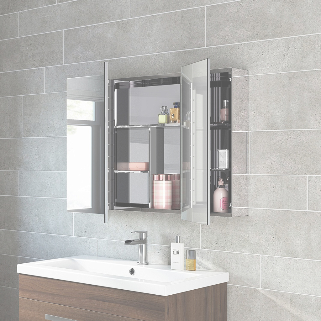 Modular Best Bathroom Mirror Cabinet Tedx Bathroom Design : Idea For Make pertaining to Bathroom Mirror With Cabinet