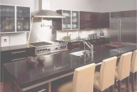 Modular Black Countertop Kitchens Beautiful Dark Granite Countertops | Home inside Black Countertop Kitchen