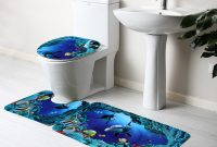 Modular Blue Bathroom Rug Sets – Lisaasmith intended for Inspirational Blue Bathroom Rug Sets