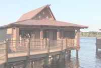 Modular Bora Bora Bungalow Full Tour At Polynesian Village Resort, Walt intended for Disney Polynesian Bungalows
