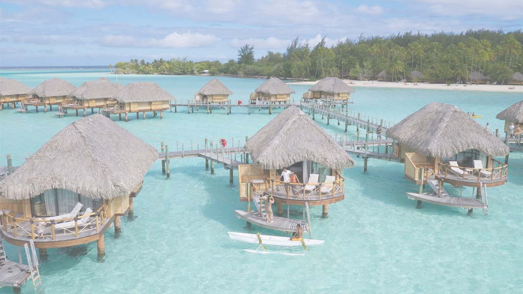 Modular Bora Bora Pearl Beach Resort & Spa | 4 Star Hotel In Bora Bora in Best of Bungalows In Bora Bora