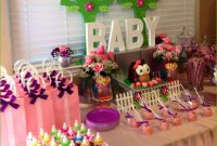 Modular Candy For Baby Shower Girl Fresh Owl Baby Shower Candy Bar - Baby regarding Candy Bar Baby Shower