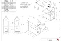 Modular Cat House Plans Pdf Inspirational Cat House Plans Pdf Fresh regarding Cat House Plans Pdf