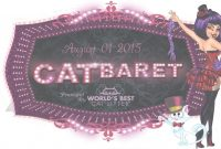 Modular Celebrities To Star In Catbaret Fundraiser For Kitty Bungalow-Cattipper pertaining to Kitty Bungalow