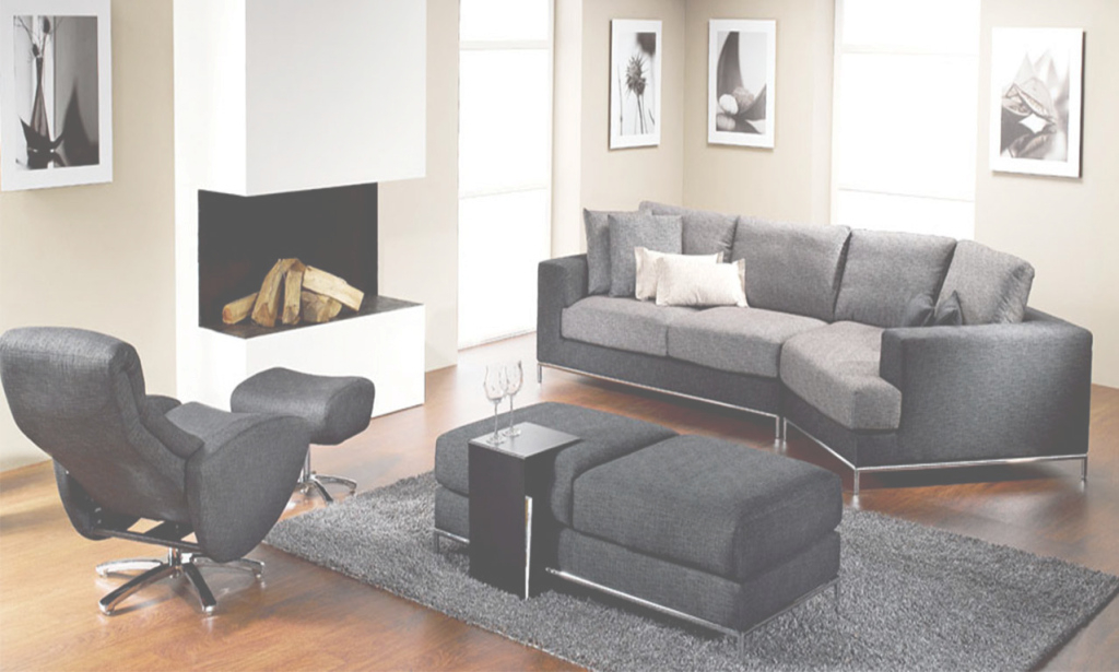 Modular Choosing Black Living Room Furniture in Black Living Room Chairs