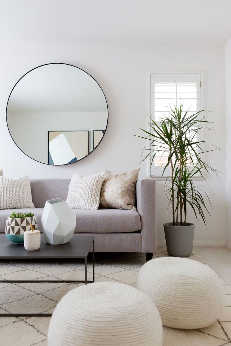 Modular Choosing The Living Room Mirrors - Bellissimainteriors inside Fresh Living Room Mirrors