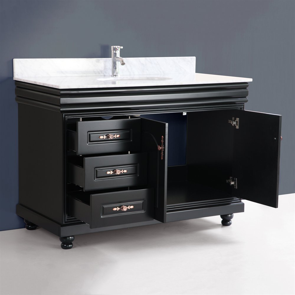 Clic 48 Inch Single Sink Bathroom