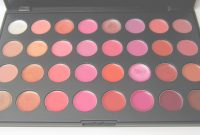 Modular Coastal Scents 32 Lip Color Palette with Set 32 Color Palette