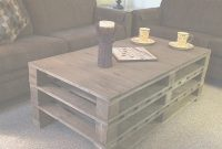 Modular Coffee Tables Inspirational Rustic Wheels For Coffee Table High regarding Pallet Coffee Table Plans
