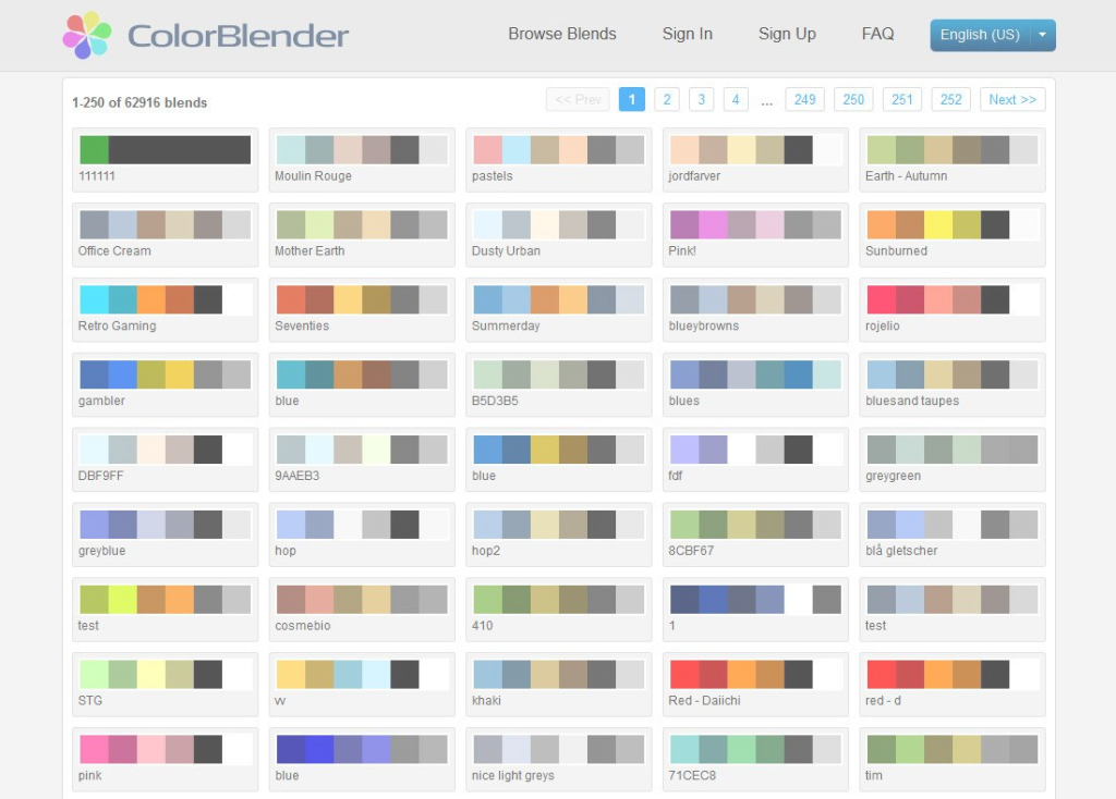 Modular Colour Palette With Names - Google Search | Colour Pallette with regard to Color Palette Names