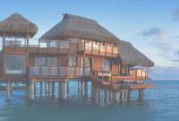 Modular Conrad Bora Bora Nui Resort Has Two-Story Bungalows | Insidehook with regard to Best of Bungalows In Bora Bora