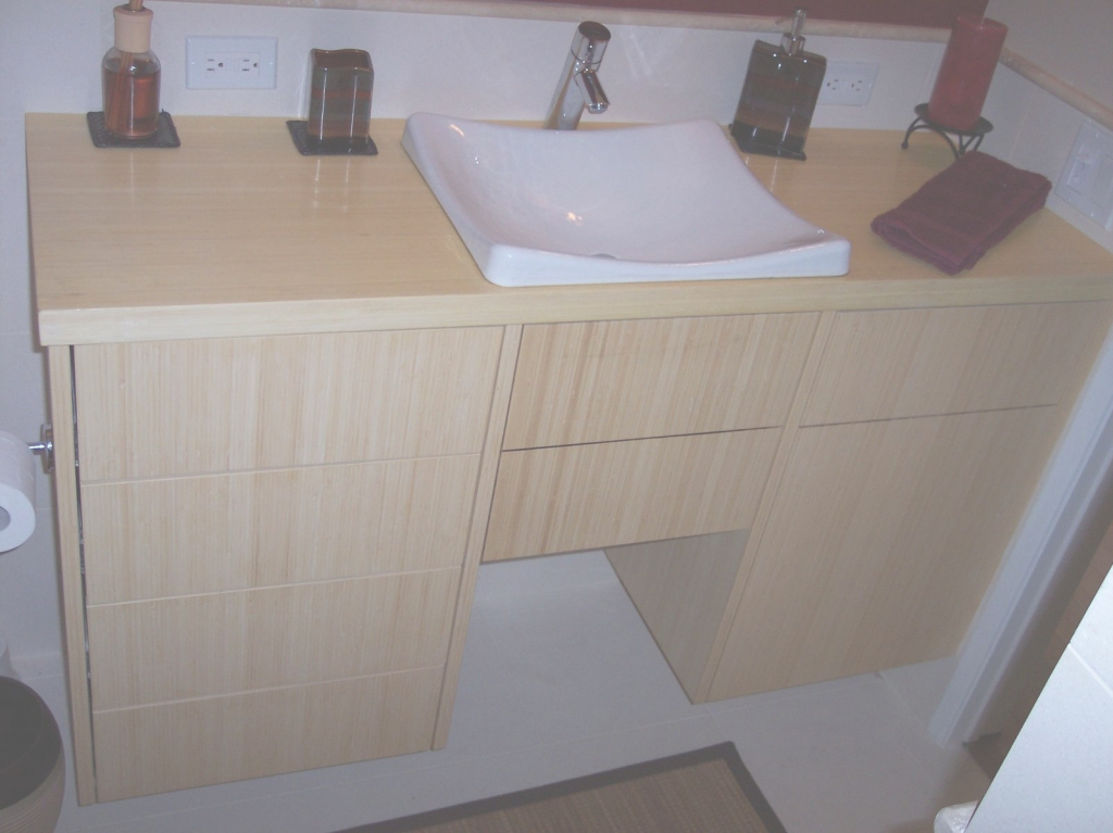 Modular Custom Bamboo Bathroom Vanitymc Keown Design | Custommade pertaining to Good quality Bamboo Bathroom Vanity
