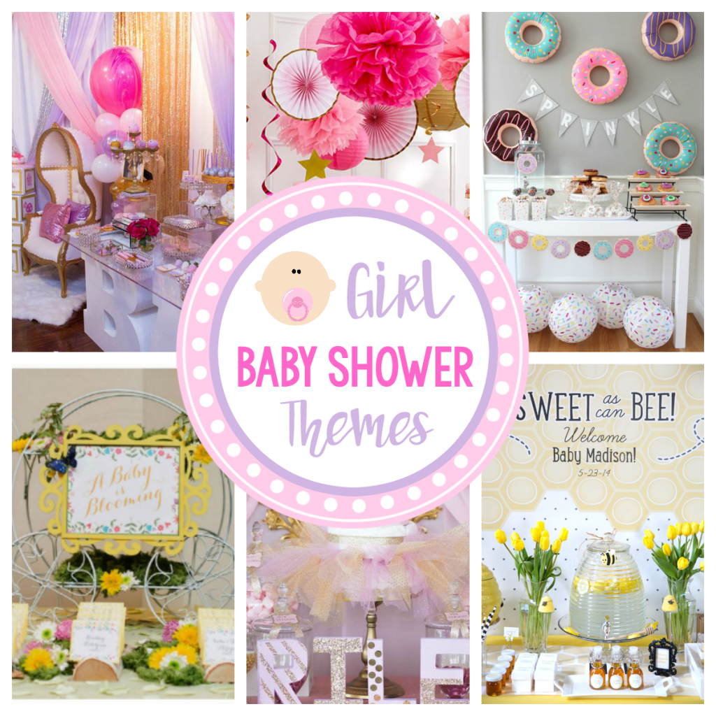 Modular Cute Girl Baby Shower Themes & Ideas – Fun-Squared throughout Baby Shower Decoration