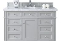 Modular Dazzling Vanities Without Tops 13 New Bathroom Sinks Regarding Shop within 48 Inch Bathroom Vanity With Top