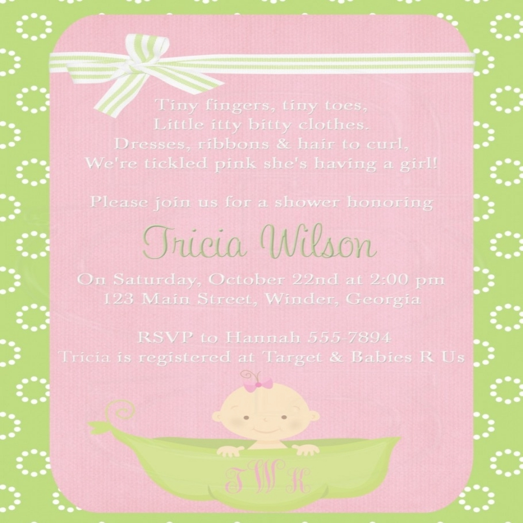 Modular Decoration 2Nd Child Ba Shower Invitations Showers Ideas For Baby intended for Baby Shower For 2Nd Baby