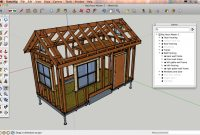 Modular Designing A Tiny House In Sketchup: Tutorials & Resources | Naj Haus for Lovely Google Sketchup House Plans Download Image