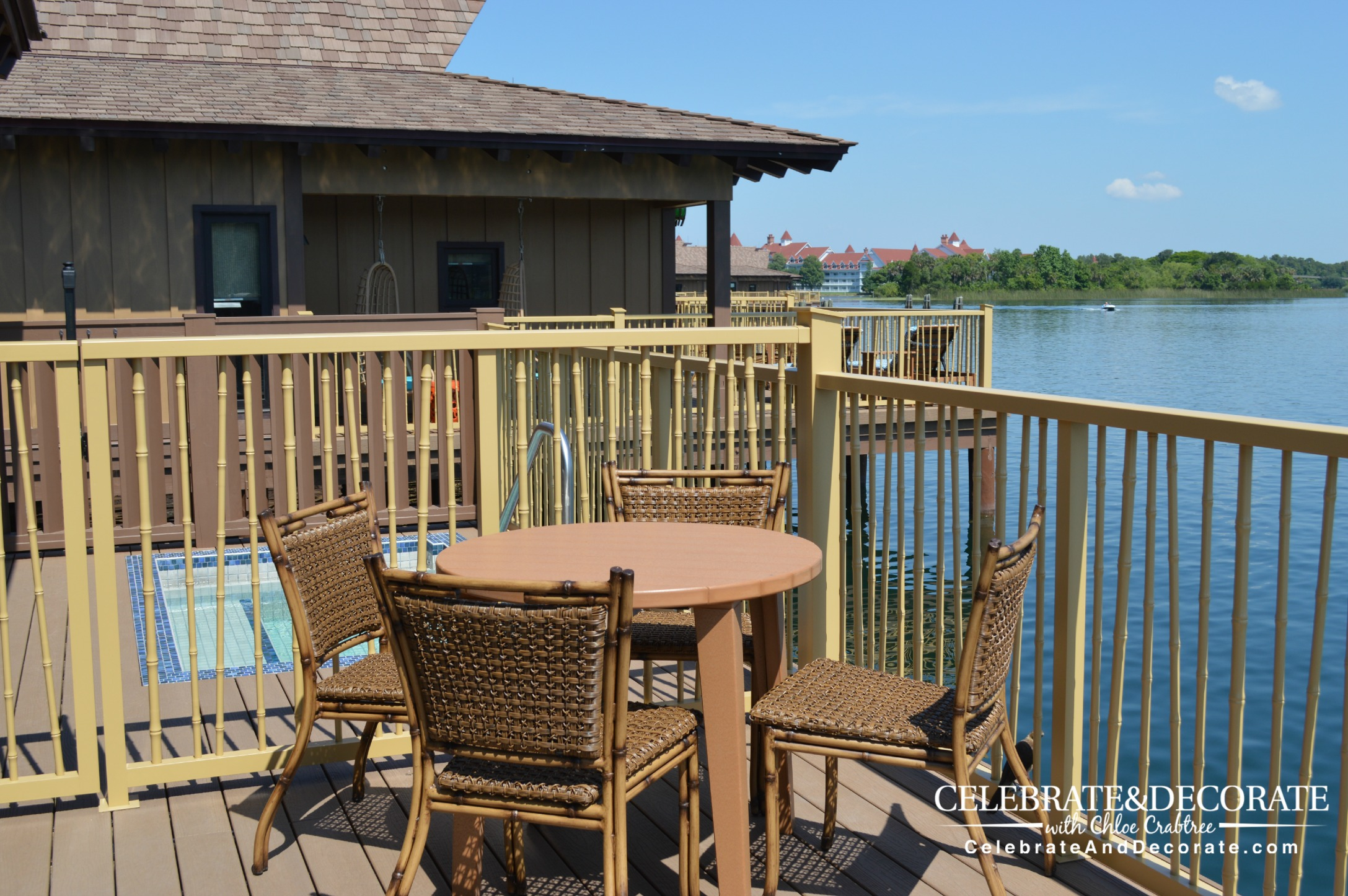 Modular Disney's Polynesian Resort Bungalow - Celebrate & Decorate within Beautiful Disney Polynesian Resort Bungalows