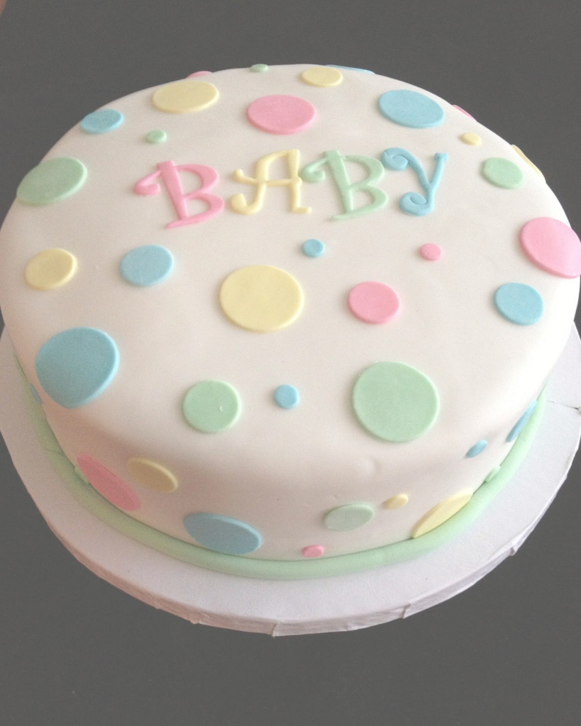 Modular Easy Baby Shower Cake Ideas | Unofficial Shot Of The Cake I Caught regarding Fresh How To Make A Baby Shower Cake