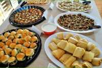 Modular Food To Serve At A Baby Shower Pretty Baby Shower Food Ideas Baby pertaining to Baby Girl Shower Food Ideas