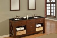 Modular Furniture : Creative Craftsman Style Bathroom Vanity Furniture throughout Furniture Style Bathroom Vanities