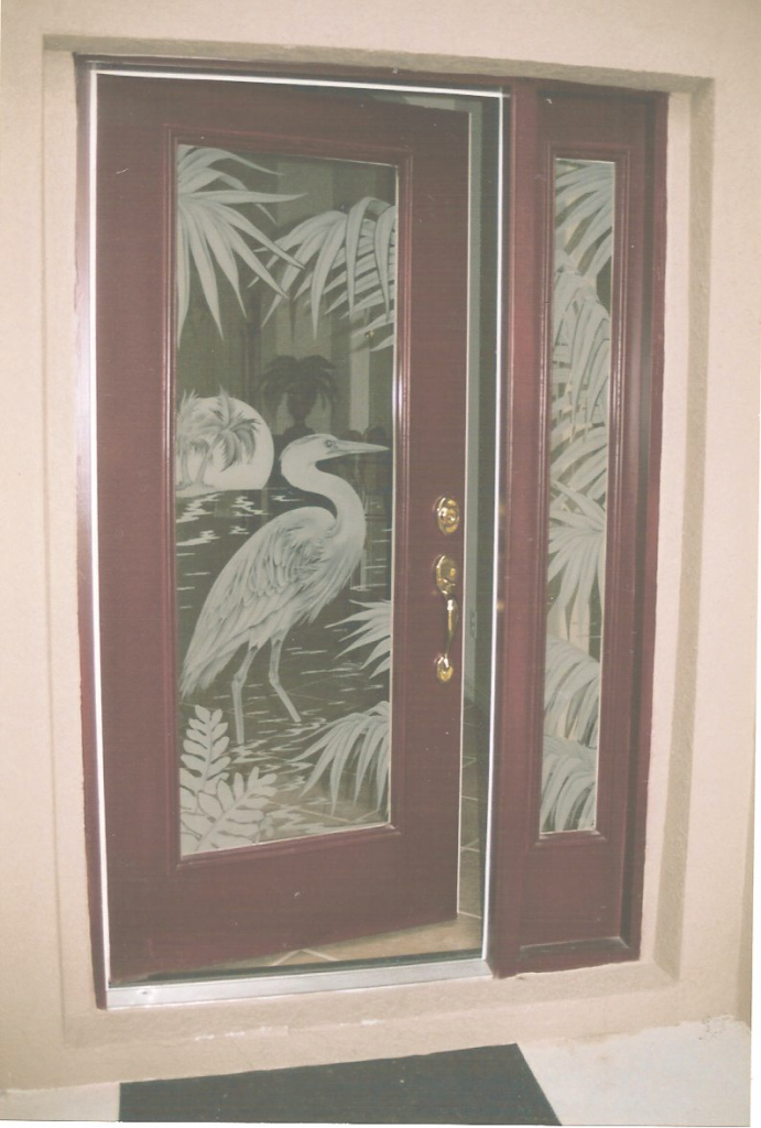 Modular Furniture Glass Door Designs Contemporary For Furniture Glass Door within Window Glass Design In Kerala
