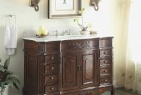 Modular Furniture Style Bathroom Vanities – Furniture Style Vanity Cabinets regarding Furniture Style Bathroom Vanities