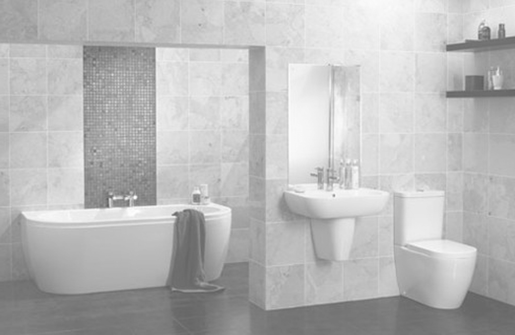 Modular Gray Bathroom Tile Ideas Gray Bathroom Tile Ideas - Avaz International in Gray Bathroom Tile Ideas