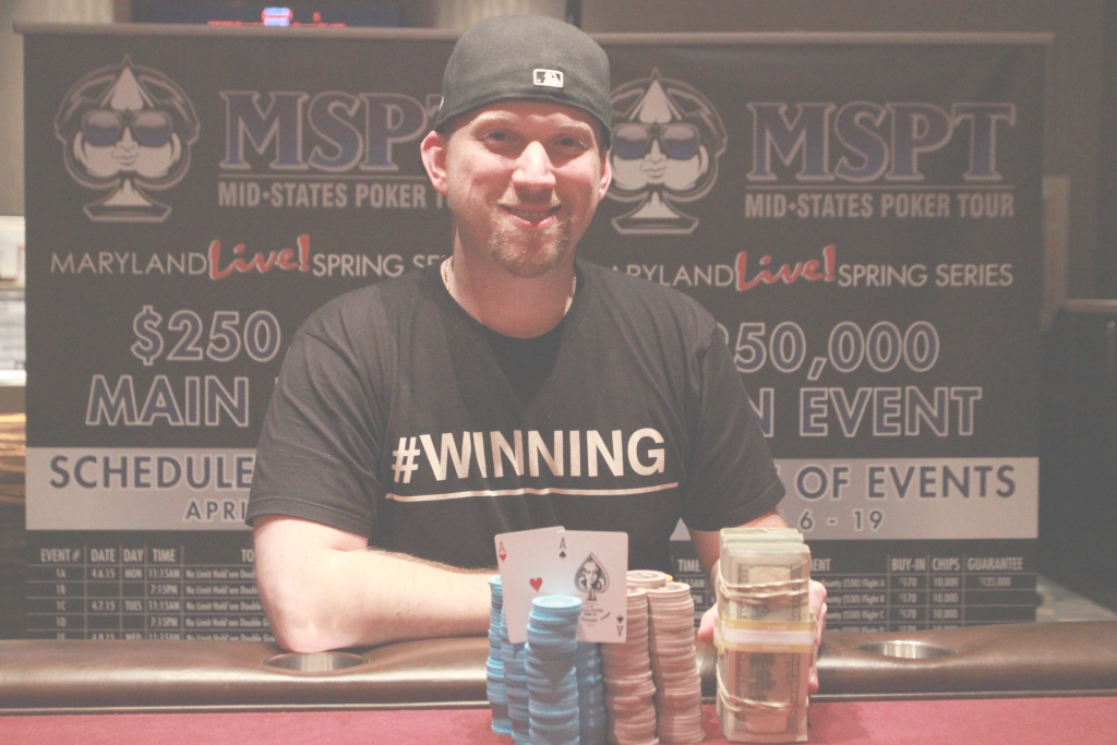 Modular Greg Himmelbrand Wins 2015 Mspt Maryland Live! Casino Main Event with regard to Maryland Live Poker Room