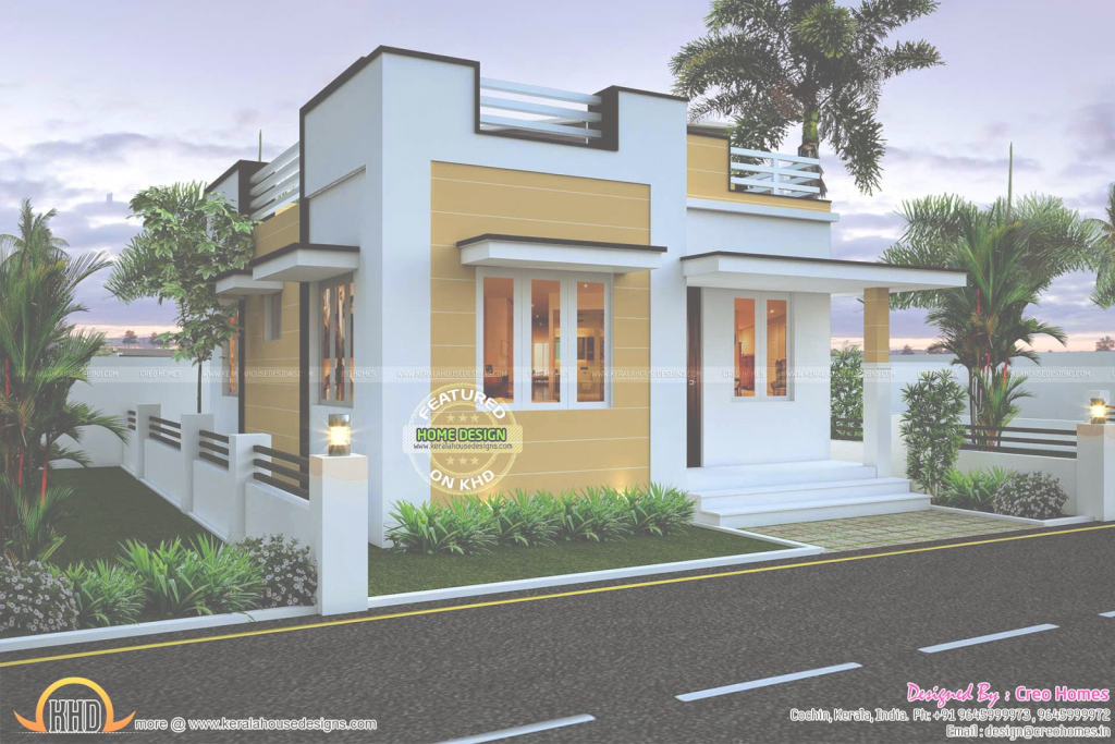 Modular House For 5 Lakhs In Kerala - Kerala Home Design And Floor Plans with Best of Kerala Style House Plans With Cost