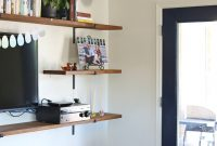 Modular House Project: Family Room Shelves – Everyday Reading inside Fresh Living Room Shelving