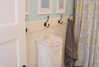Modular How To Install An Easy Diy Beadboard Hook Wall In A Bathroom. It's for Fresh Diy Beadboard