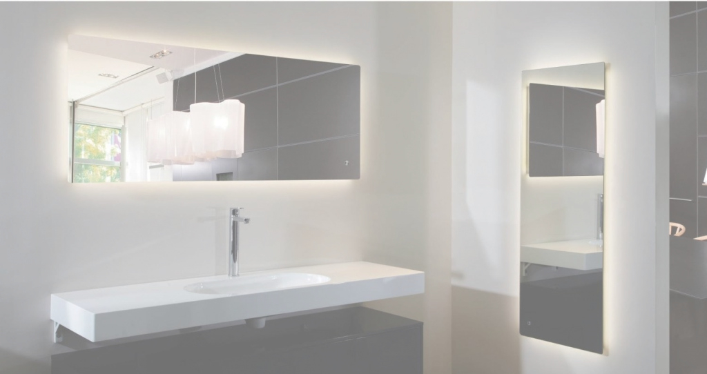 Modular Illuminated Wall Mirrors For Bathroom • Bathroom Mirrors Ideas intended for Illuminated Wall Mirrors For Bathroom
