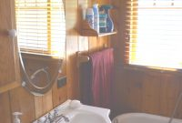 Modular Introducing My Log Cabin Bathroom Renovation – After Orange County intended for Best of Cabin Bathroom Ideas