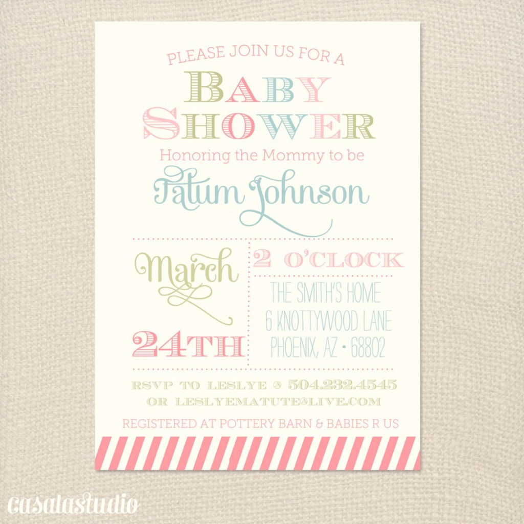 Modular Invitation For Baby Shower: Brilliant Baby Shower Invitation for Awesome Baby Shower Templates Free