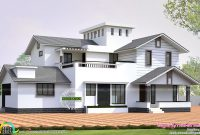 Modular January 2016 Kerala Home Design And Floor Plans inside Awesome Kerala House Design With Floor Plans