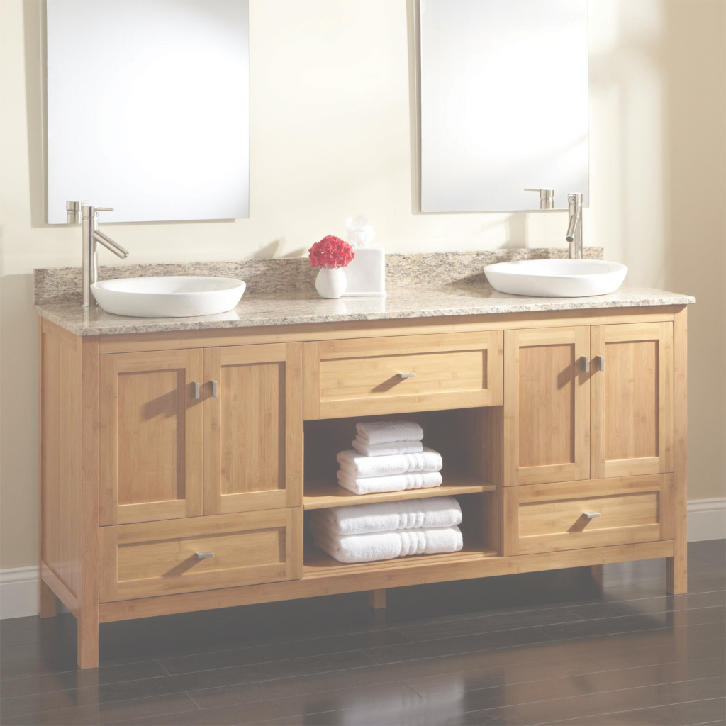 Modular L Bamboo Vanity Cabinet Semi Recessed Surripui From 8 Bamboo with Bamboo Bathroom Vanity