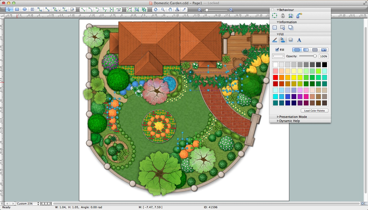 Modular Landscape Drawing Software Free Download Luxury Landscape Design within Beautiful Landscape Drawing Software